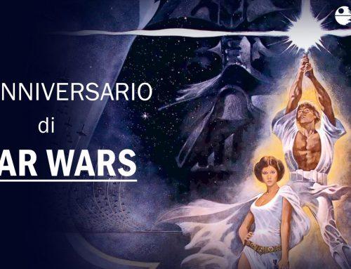23 aprile 2017 – 40° Anniversario di Star Wars