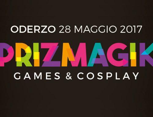 28 maggio 2017 – Prizmagik Games & Cosplay