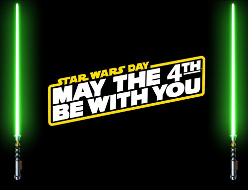 Star Wars Day – May the 4th be with You