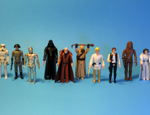 Star Wars Kenner Action Figures – Parte 1