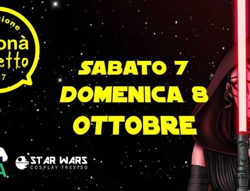 7/8 Ottobre 2017 – San Donà Fumetto