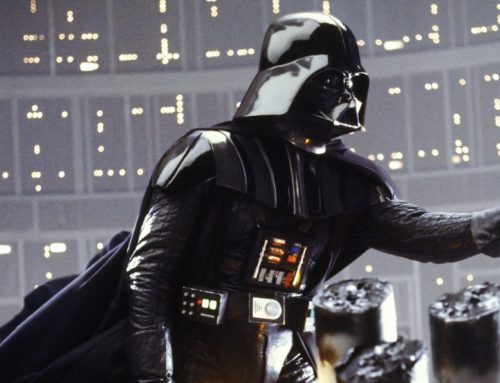 Inside Look: l'armatura di Darth Vader