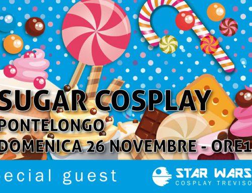 26 Novembre 2017 – Raduno Cosplay a Pontelongo