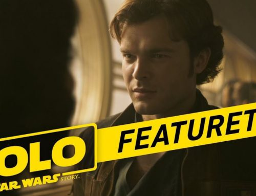 Solo: A Star Wars Story – Diventare Solo Featurette