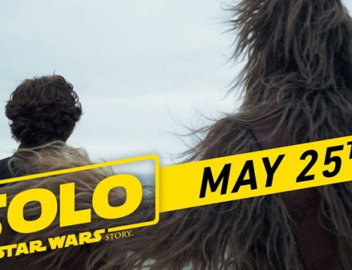 Spot TV di Solo: a Star Wars Story